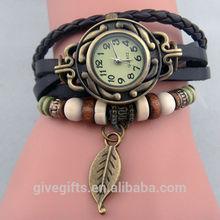 good price sale Fashion vintage beaded bracelet watches