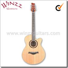 """40"""" Best Cutaway Acoustic Guitar Supplier (AFM01C)"""
