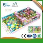 Indoor kids playground houses,games for kindergarten children