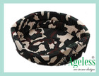 Wholesale Pet House Soft Decorative Pet Dog Beds , dog house pet bed