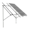 High quality solar panel structure for solar power system for home use and project to against strong wind