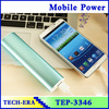 Larger Capacity mobile power pack 15000mAh made in shenzhen professional supply