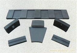 High temperature Refractory Ceramic Silicon Carbide (RBSiC) Plate/batts/slabs