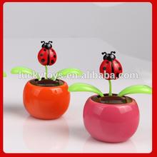 Wholesale alibaba promotional gifts solar swing flower