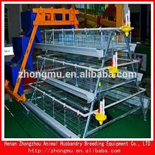 chicken farm used bird breeding cages