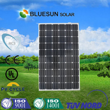 solar panel converter Mono 240W with best efficiency and high quality