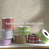 flower wrapping mesh/decorative mesh/paper raffia mesh