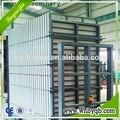 De China de la venta bajo costo panel de pared que hace la máquina equipo