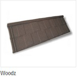 low price high quality color stone coated metal roof tiles