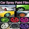 liquid coating rubber paint spray for car wheel,white spray rubber flooring