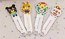 Eco friendly paper bookmark pen