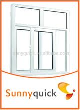 Specail Price CONCH U PVC sliding windows made in China