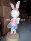 beautiful decoration fiberglass mannequin doll for display