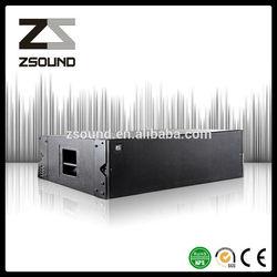 12 inch line array speaker system for outdoor show LA212