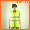 China New Style Zipper Customized Work Vests