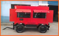 silent diesel generator 3-phase 50hz 220v 380v