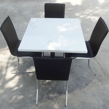 Restaurant dinning tables and chairs/cheap round dining table and chairs