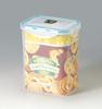 1800ML high body high quality clear plastic box with lock
