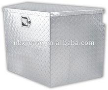 High quality aluminum tool box for trucks