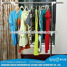 AVAFQI garment rack single bar clothes rack