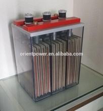 solar panel manufacturer lead acid battery opzs battery 2v1000ah