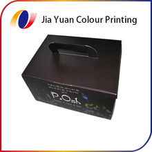 Innovative idea products birthday cake paper food packaging box