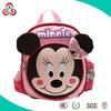Factory Direct-China-Sale Of Plush Minnie School Bag, Cute Mouse Plush School Bag