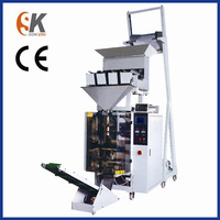 SK-420ST Vertical form fill seal sugar packaging machine with weigher