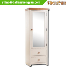 Waterproof Glass Door Wardrobe