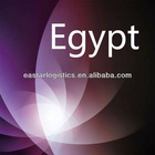 China to Egypt export and import Shipping Service