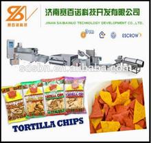 automatic high quality tortilla snack machine