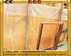 Beautiful orange onyx marble slab