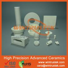 WINTRUSTEK/HPBN/BN/Boron Nitride Ceramic Ring/Tube/Plate/Rod/Thread/Nozzle/Crucible