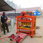 brick making machine price QT4-40 for Africa