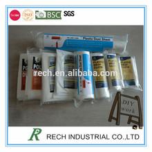 QingDao manufacturer of 4 mic LDPE POLY Sheeting