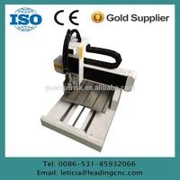 Leading-3030 mini torno cnc machine