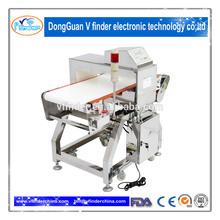 Food metal detector for meat . meat processing metal detector machine