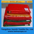 Eco- friendly malha leno saco para embalagem de produtos hortícolas