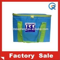 High quality Reusable eco portable 6 bottle wine cooler bag