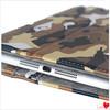 Hot Selling Camouflage Bracket Leather Case for iPad mini 1 / 2