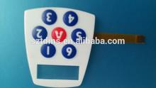 Emboss Button Membrane Keypad For SmartLock