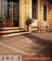 Espanhol telha de assoalho, acabamento fosco telhas cerâmicas, barato no exterior telhas