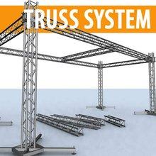 Guangzhou fashional chain hoist truss with CE, SGS, TUV certification
