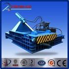 5% discount (date 8/26-9/15) R&D ability Best seller hydraulic scrap metal steel aluminum automatic baler machine(High Quality)