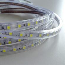 Shenzhen double line LED strips IP67 White LED strips 144leds/m rainbow color led strip