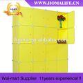 Alibaba expresar de plástico simple modelos modernos de madera hmy4-4 armarios/gabinetes roperos