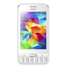 Opal T3000 4.0 Inch Cheap Cell Phone With High Volume Low End Mobile