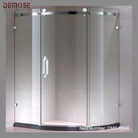 european style integral shower room