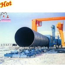 shot blaster for Small diameter steel pipe
