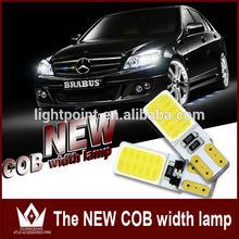 6W 6000K Cob LED No-Polarity 168 2825 W5W 194 Auto Lights For Car Clearance Light